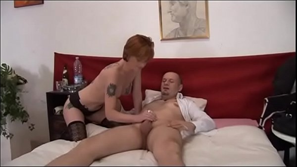 Sexy mature, Real anal