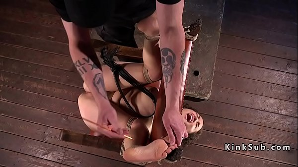 Pain anal, Anal pain, Rope, Pain