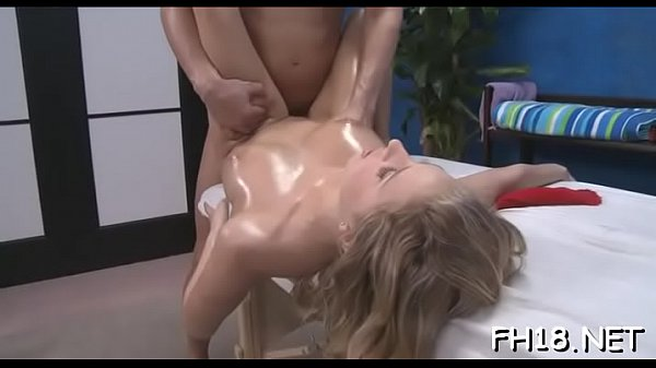 Brazzers, Young girl, Oil massage
