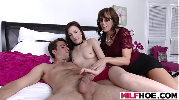 Daughter, Stepson, Mum, Milf young