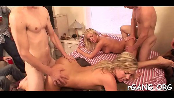 Party, Mouth, Fuck, Cum in pussy