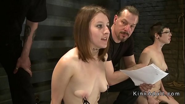 Whipping, Sybian, Training