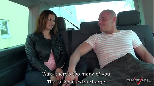 Czech, Fake taxi, Self
