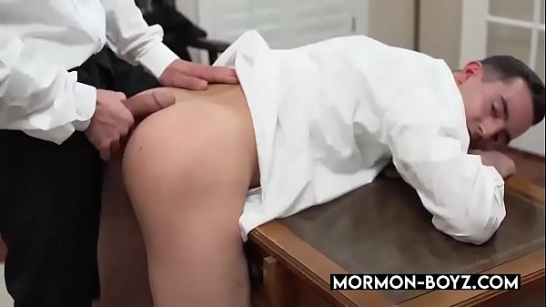 First anal, Mormon