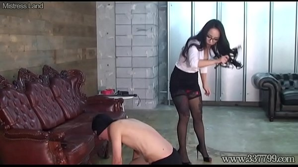 Bdsm, Tall, Japanese femdom, Foot slave, Boots, Boot