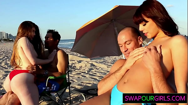 Beach, Dad, Swap, Swapping, Stepfather, Step father
