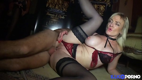 Milf anal, French anal, Swinger anal