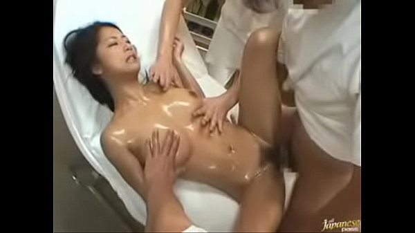 Gangbang, Full movies, Asian oil massage