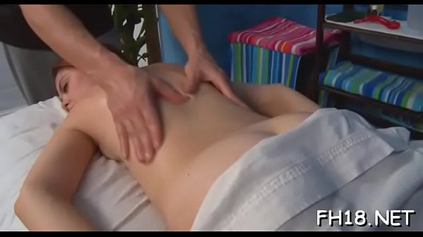 Oiled, Old women, Massage old