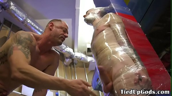 Muscle, Spank, Rope