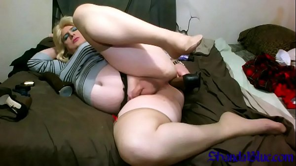 Feet, Crossdresser, Sissy, High heels, Poppers