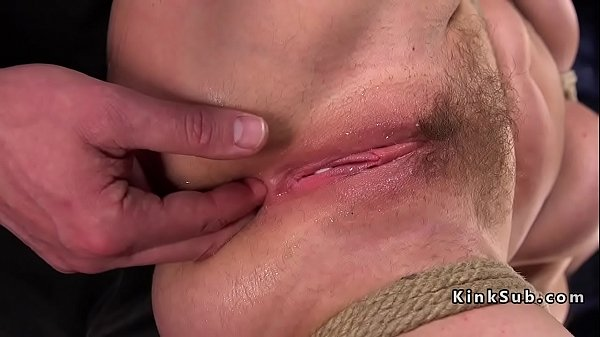 Pain anal, Rope