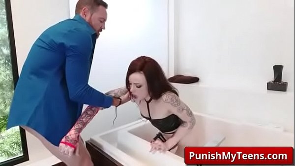 Whipping, Spanked