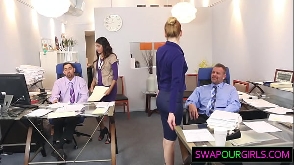 Swap, Swapping, Stepfather, Step father, Foursome