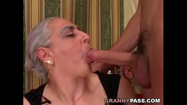 Grandma, Grandmother sex