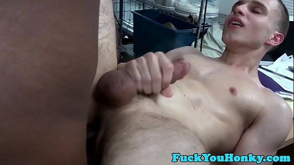Interracial, Anal casting