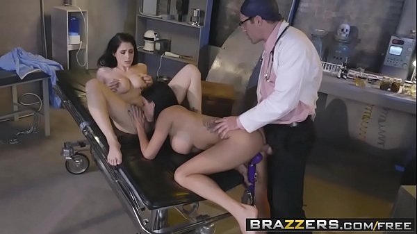 Brazzers, Doctor boobs, Charles dera, Doctor anal