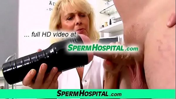Moms, Handjobs, Young old, Mature and boy, Hospital, Tugjob