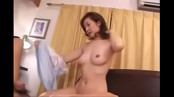 Virgin, Old young, Japanese mature, Japanese family, Step mother, Mature boy