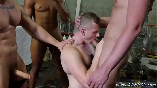 Army, Bigcock anal