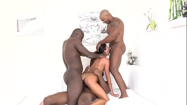 Blacked, Anal sex