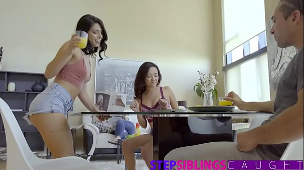Fighting, Sister creampie, Jay, Fight